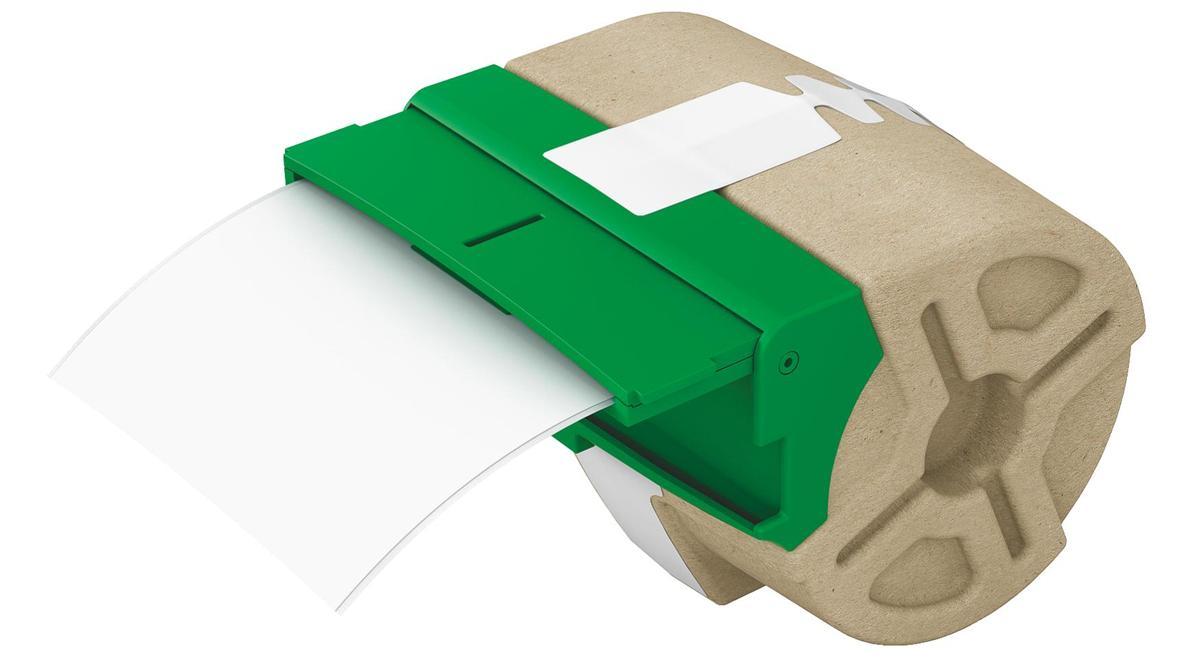 Leitz Icon Label Cartridge Permanent Paper 61mmx22m White Ref 70040001