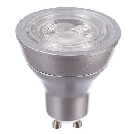 GE Bulb LED GU10 5.5W 50W Equivalent Clear Ref 84620