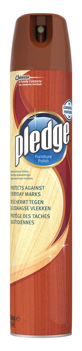 Pledge Furniture Polish Professional 400ml Ref 97664