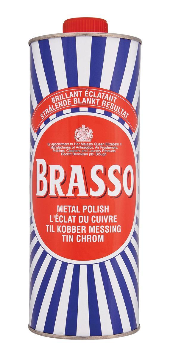 Brasso Liquid 1 Litre Ref 0125759