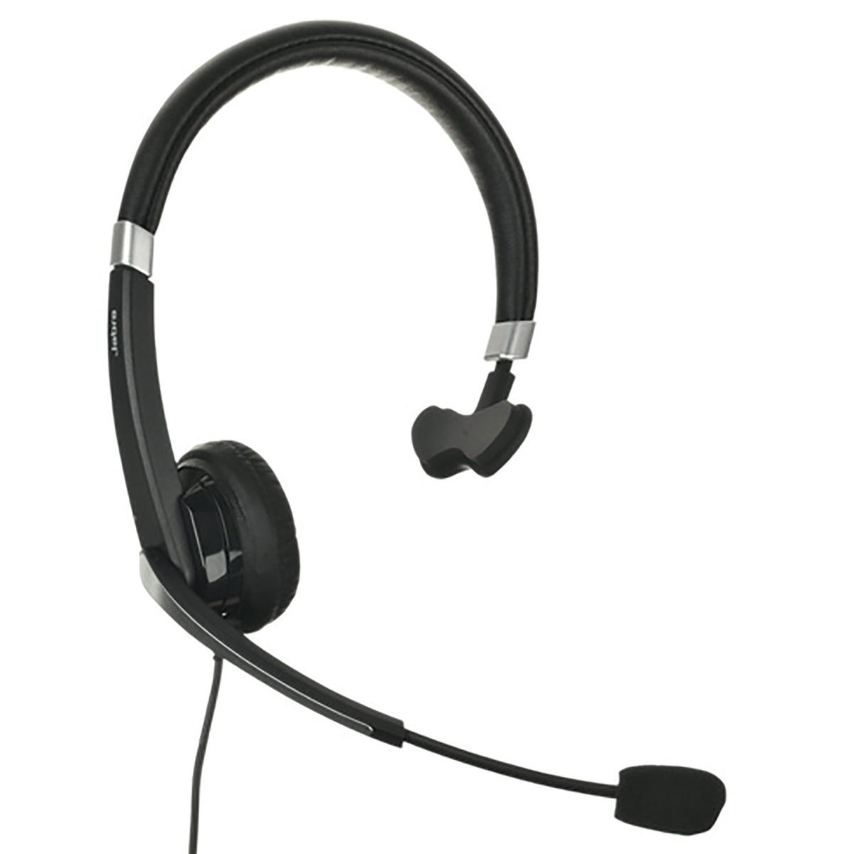 Jabra Voice 550 USB NC Mono Corded Padded Headset Ref 45125