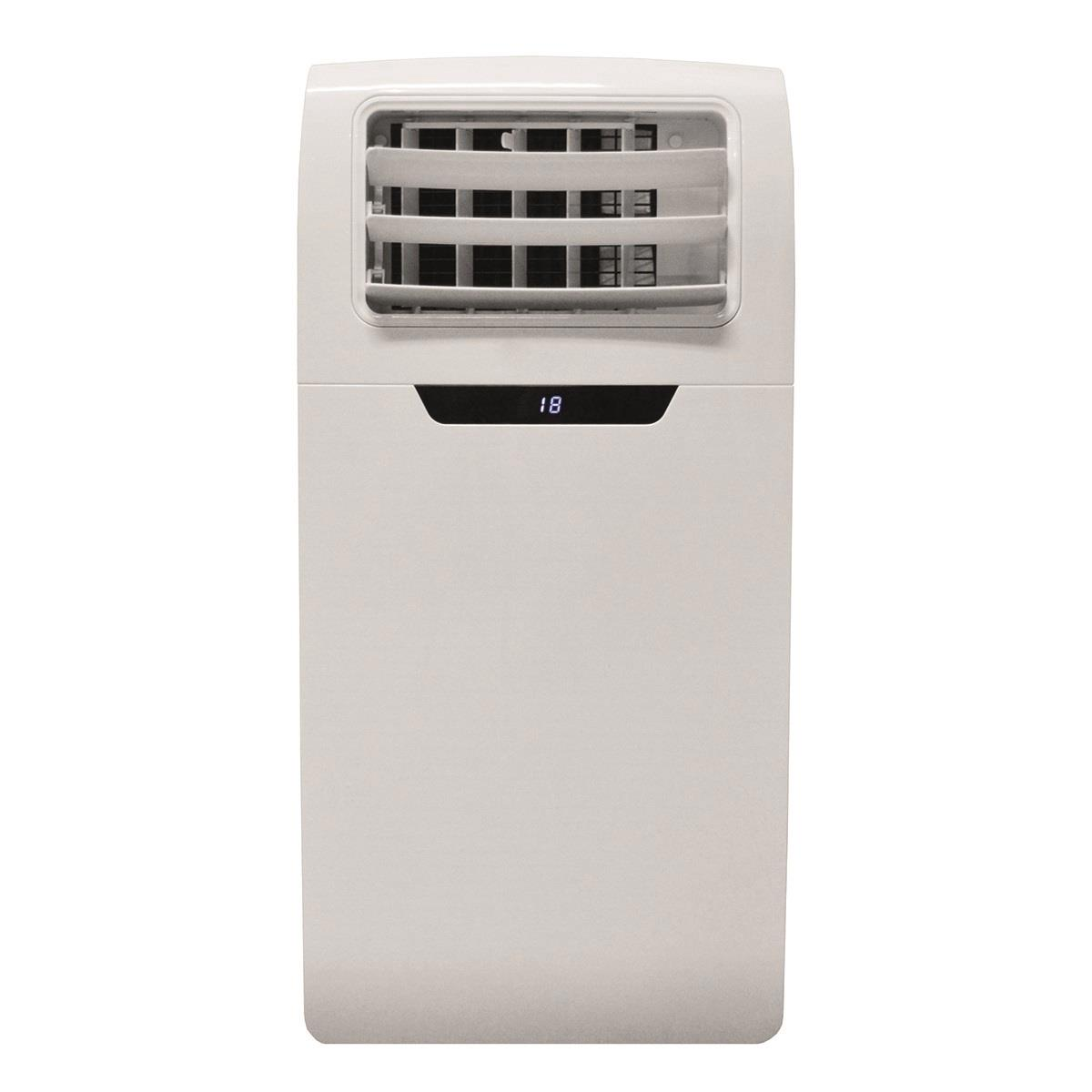 Air Conditioner Portable with Extendable Hose Timer 3 Speed 9000 BTU