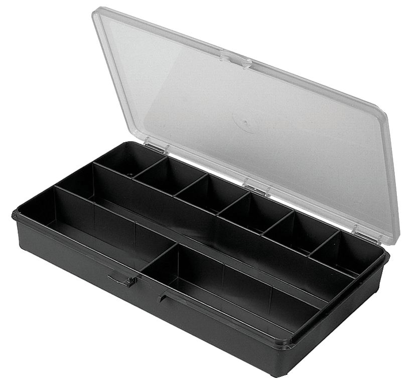 Raaco Assorter Box 9 Compartments Plastic Ref 107945