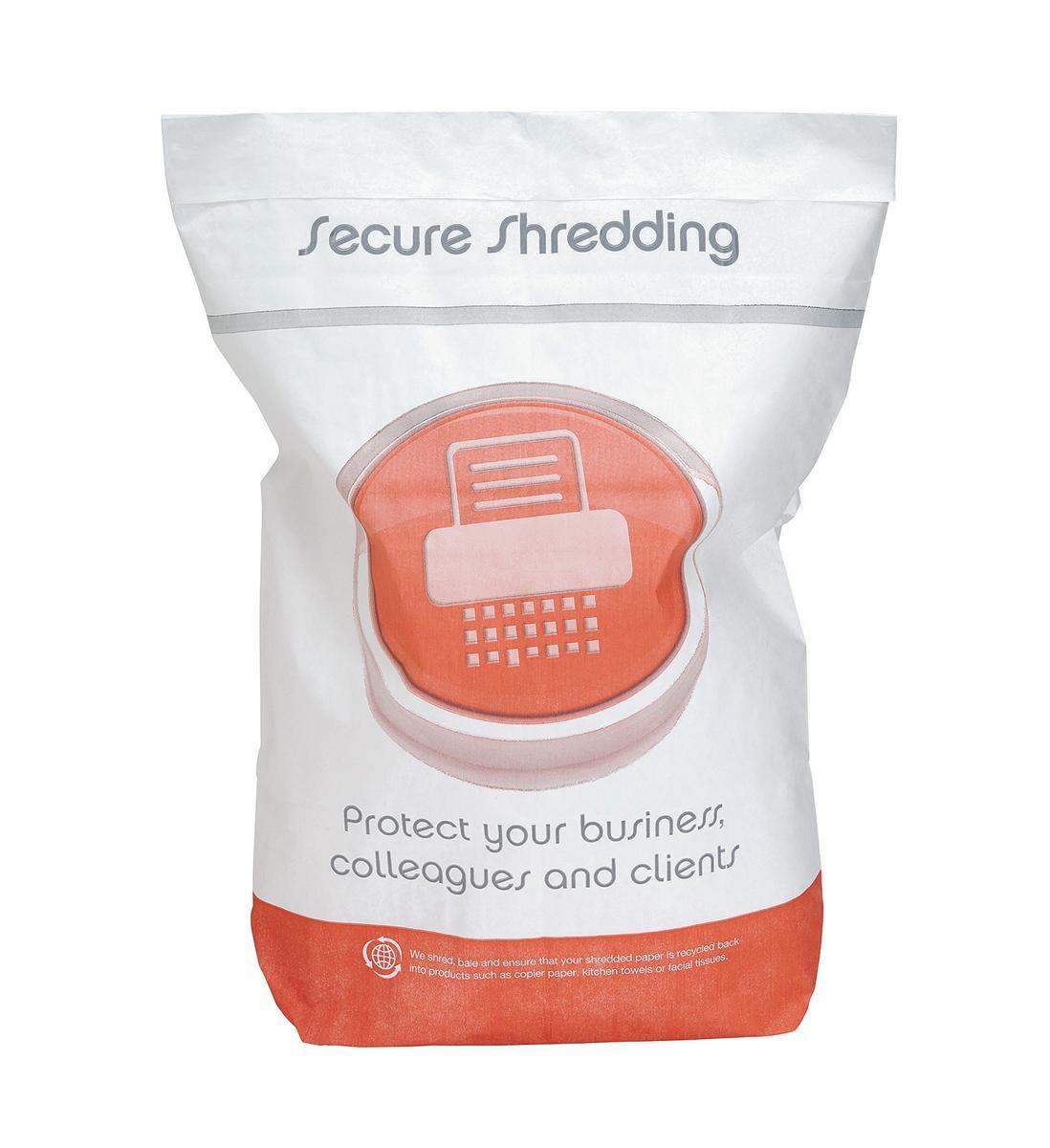 Secure Shredding Sacks Ref SSS [Pack 10]