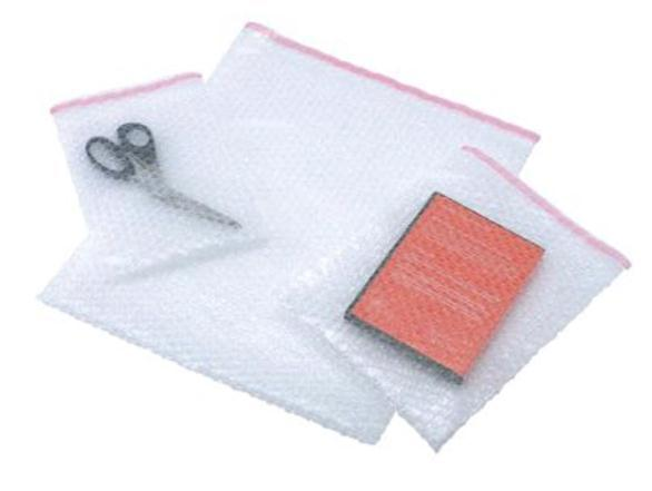 Jiffy Bubble Pouches Protective Self Seal Size 7 380x435mm Ref BBAG38203 [Pack 100]