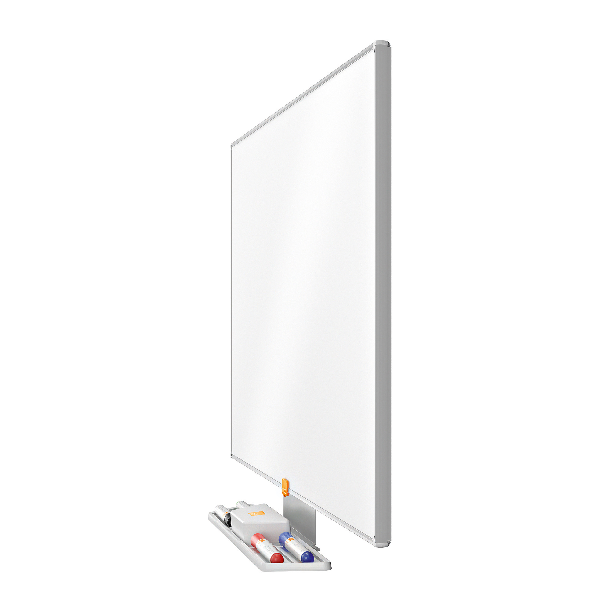 Nobo Widescreen 40 inch Whiteboard Melamine Surface Magnetic W898xH510 White Ref 1905292