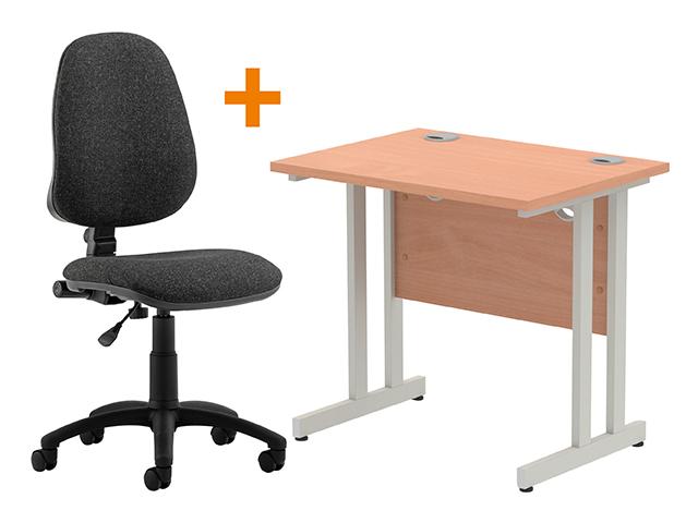 HomeWorking Furniture Essential Bundle Special Offer