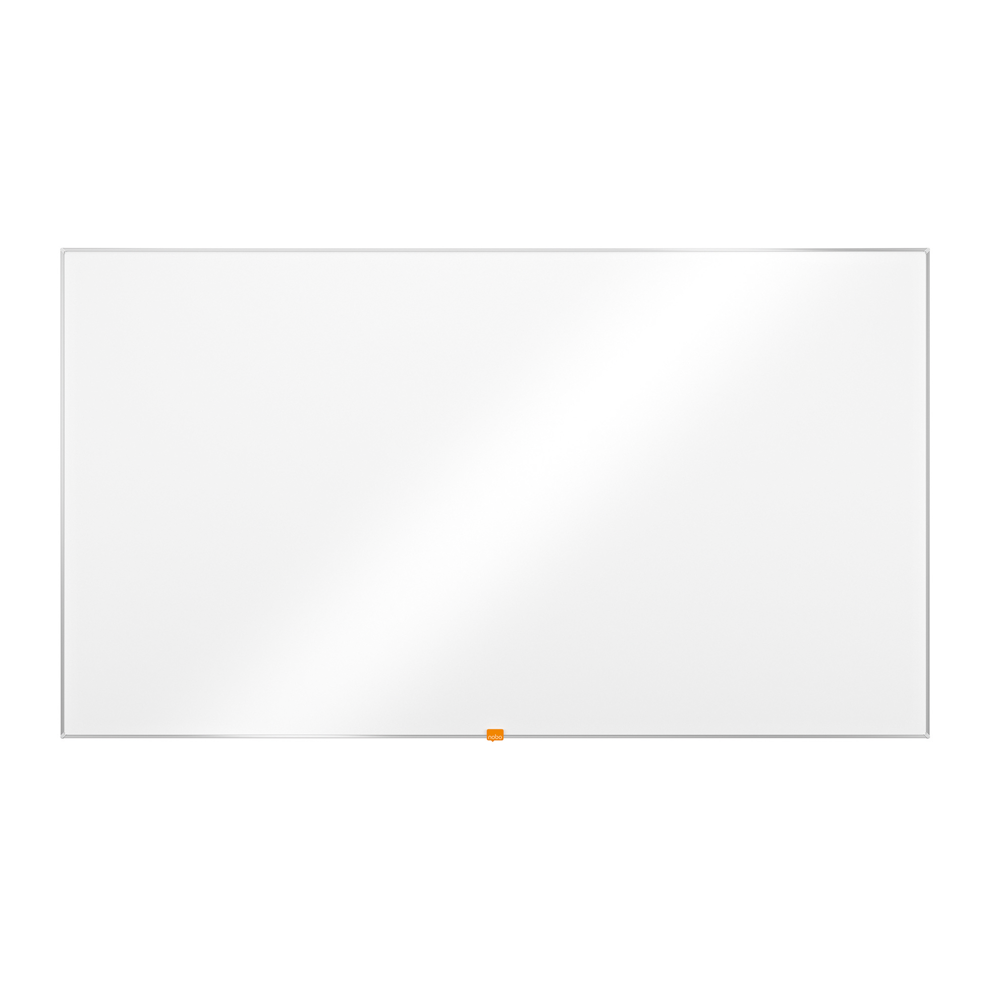 Nobo Whiteboard Widescreen 70 Inch Melamine Surface Magnetic W1561xH883 White Ref 1905294