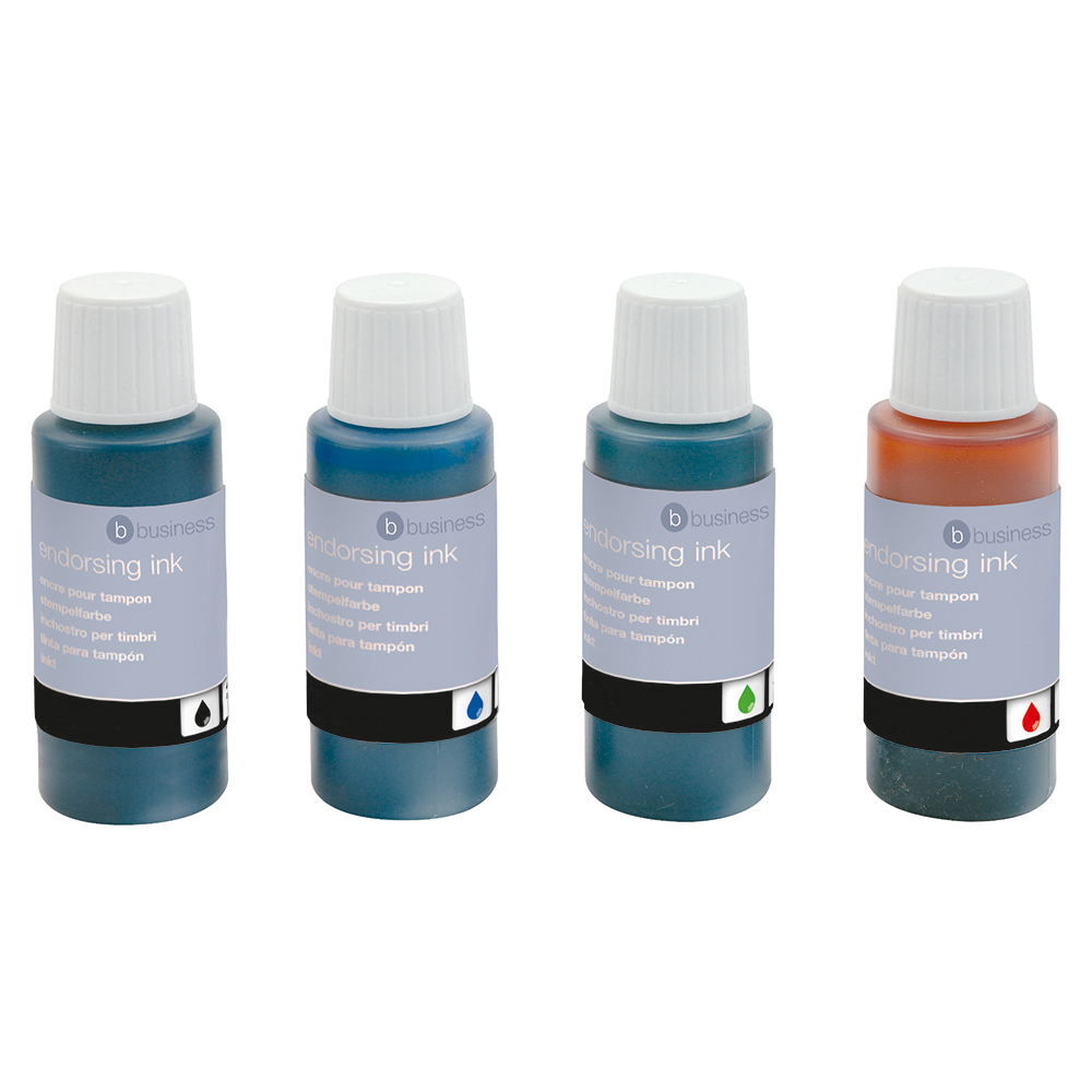 Image for Business Endorsing Ink 28ml Blue