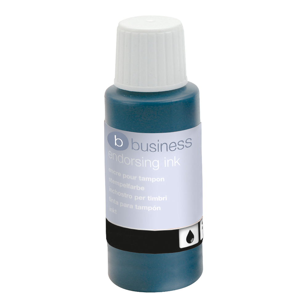 Image for Business Endorsing Ink 28ml Black