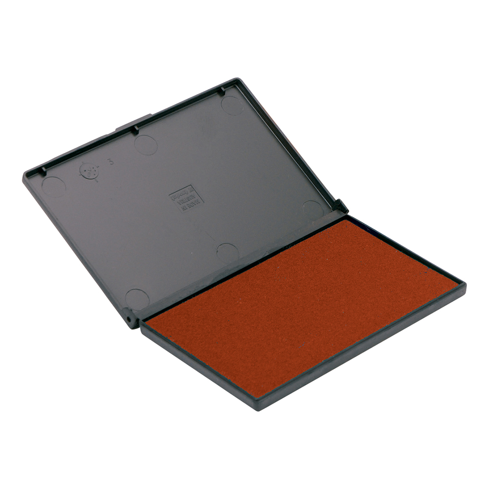 Image for Business Stamp Pad 158x90mm Red