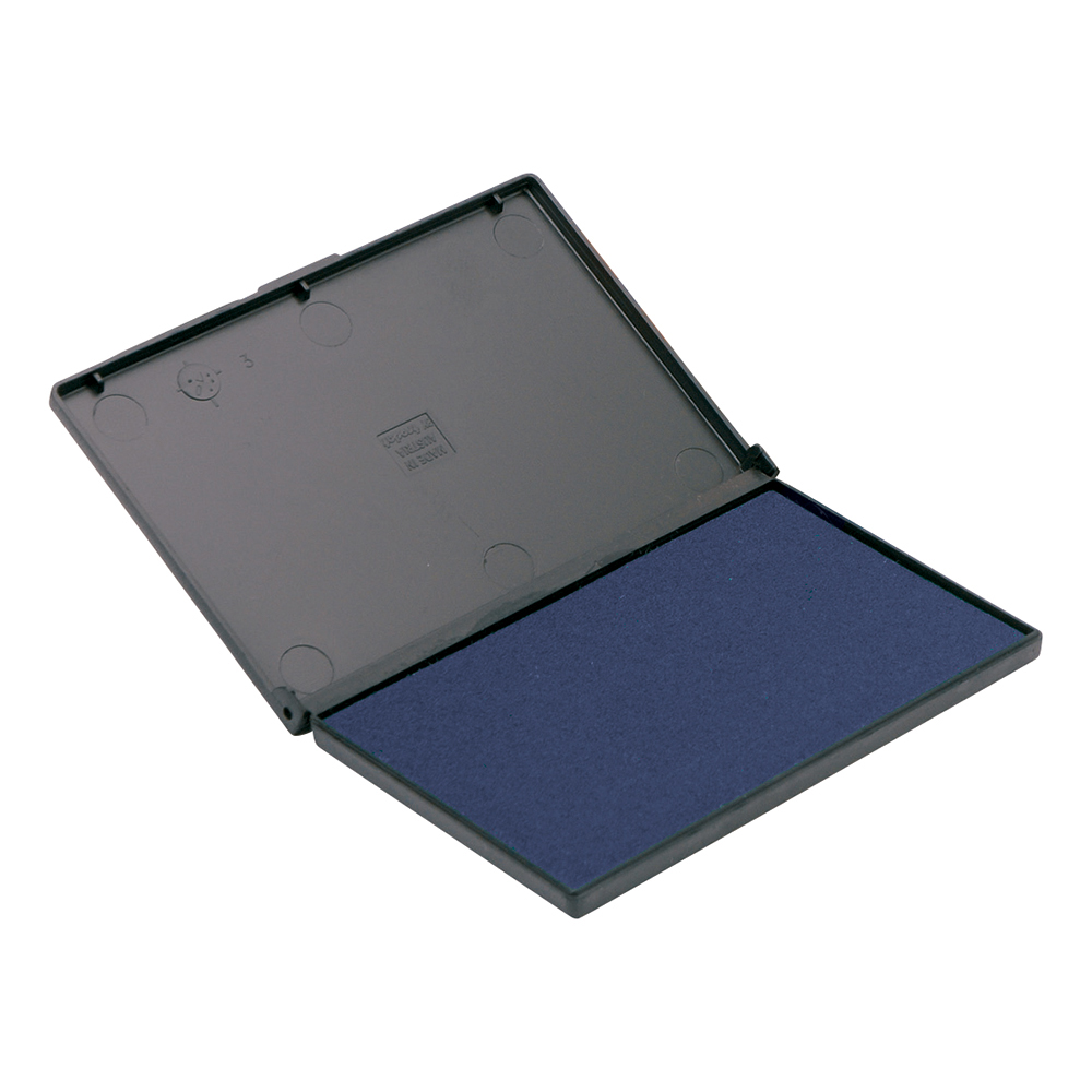 Image for Business Stamp Pad 158x90mm Blue