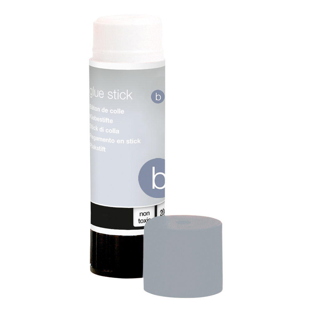 Image for Business Glue Stick Solid Washable Non-toxic Medium 20g [Pack 6]