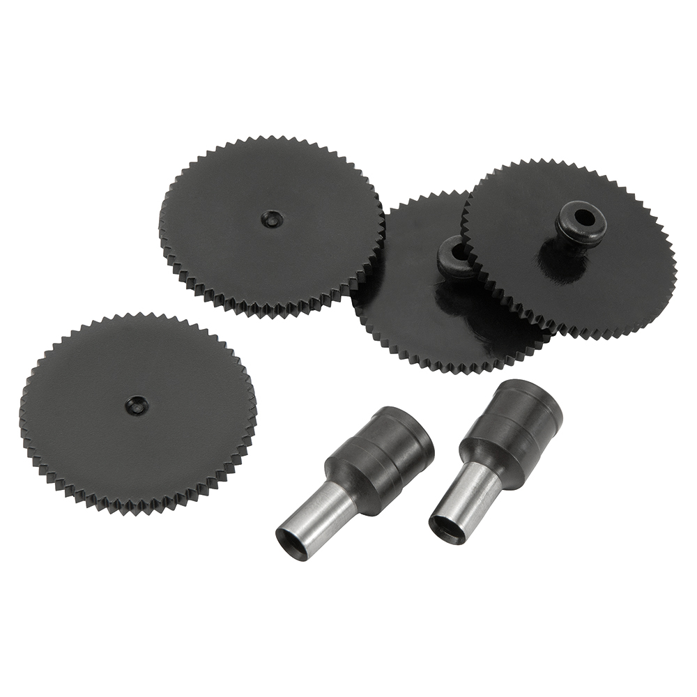 Image for Business Replacement Cutter and Discs for Heavy-duty Hole Punch