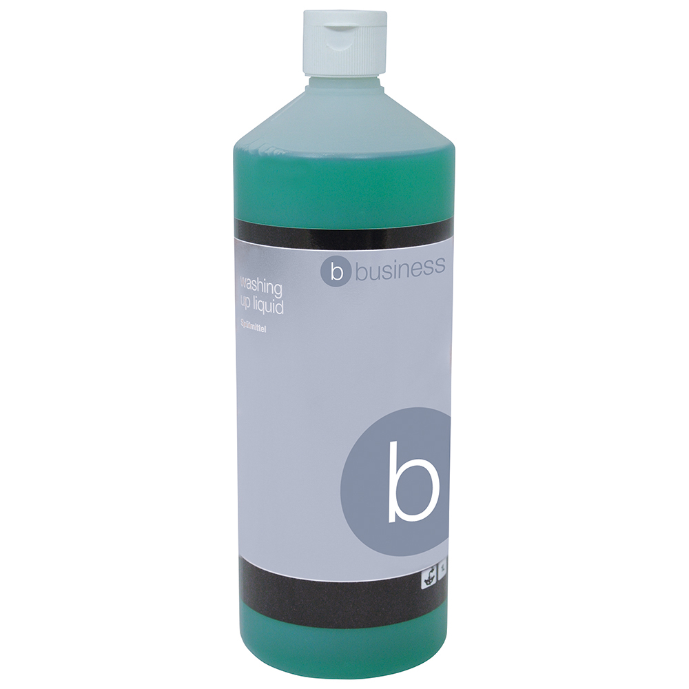 Business Washing-up Liquid Lemon 1 Litre