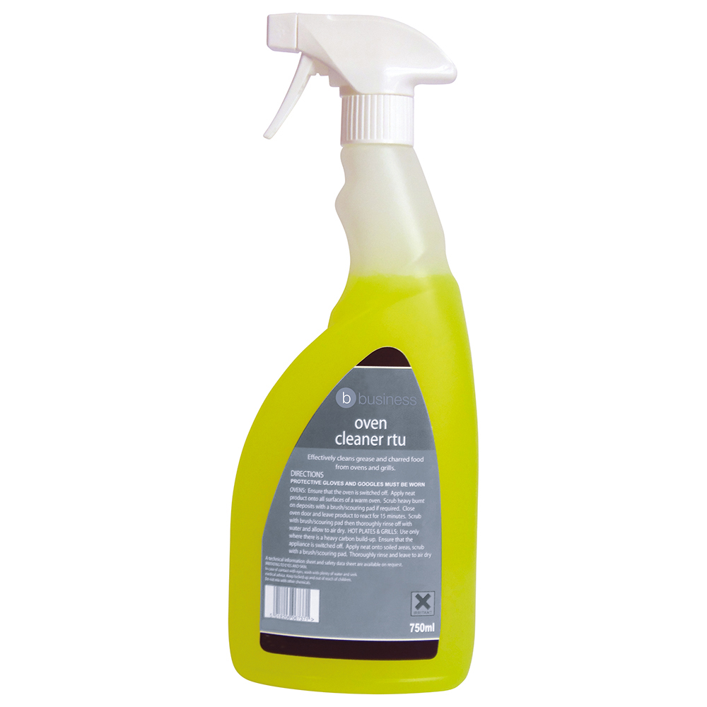 Business Ready-to-use Oven Cleaner 750ml