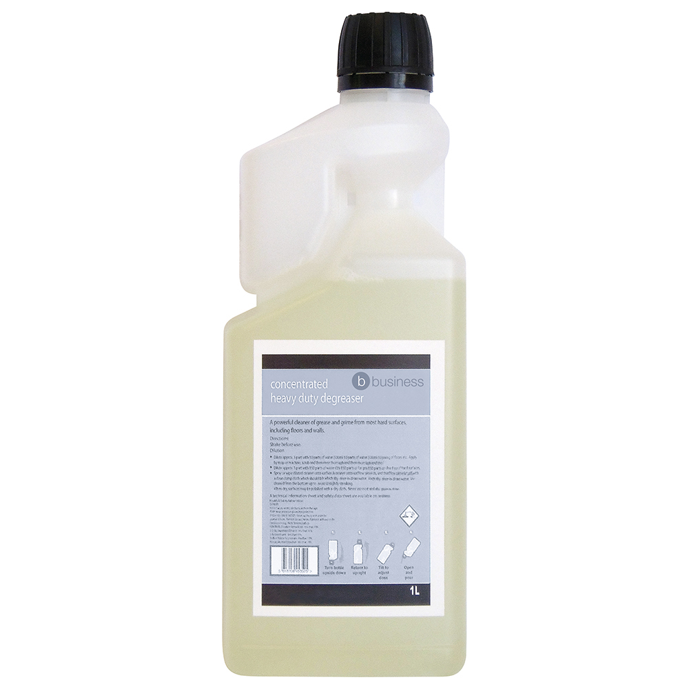 Business Concentrated Heavy-duty Degreaser 1 Litre