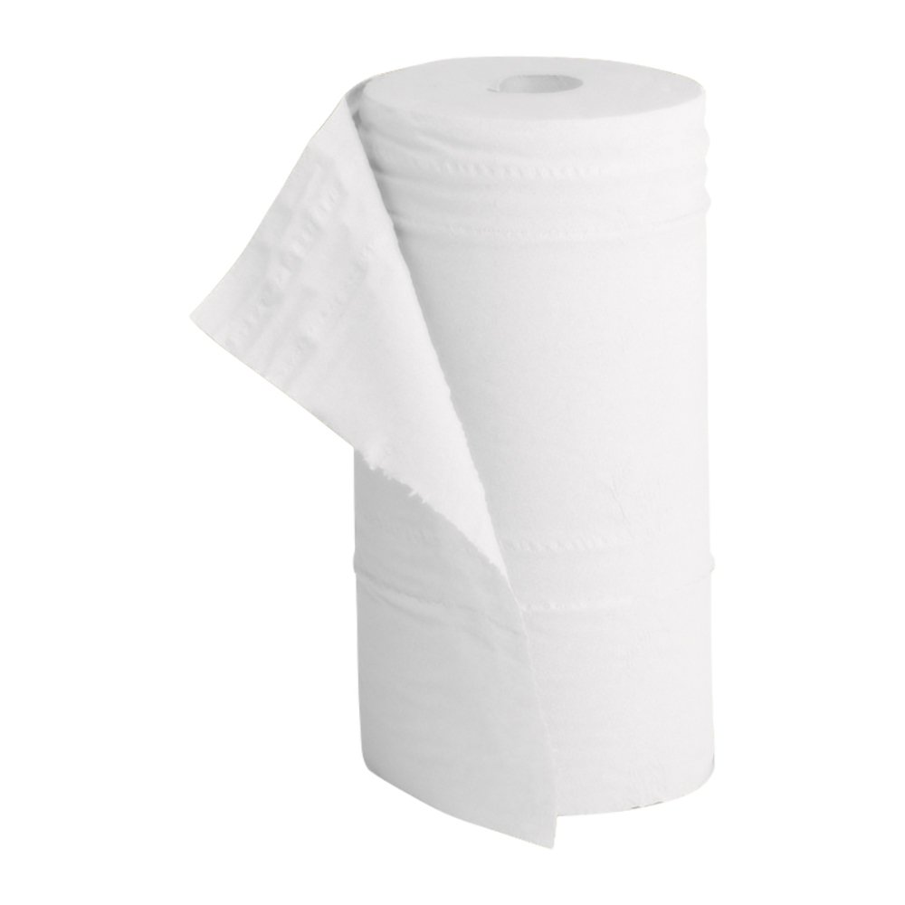 Business Hygiene Roll 10 Inch Width 100 per cent recycled 2-ply 130 Sheets W251xL457mm 40m White