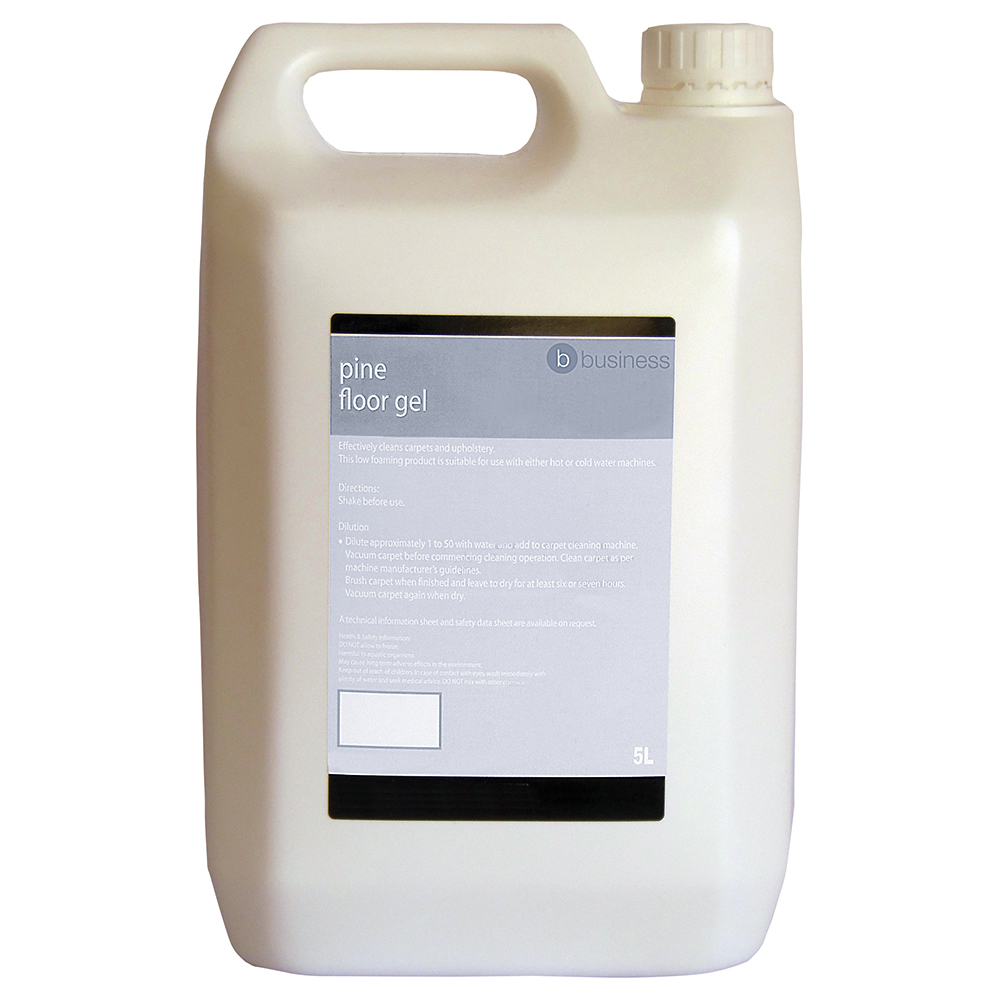 Business Pine Floor Gel 5 Litre