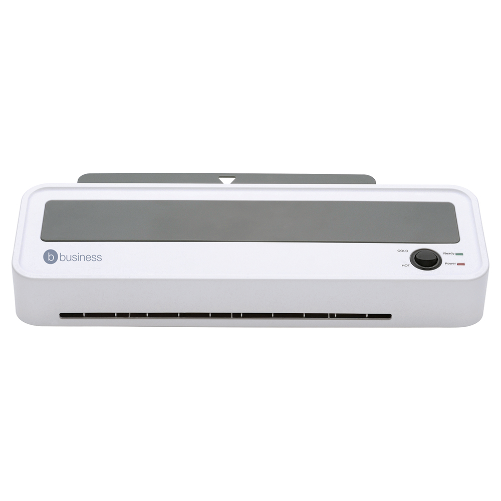 Image for Business Hot and Cold A4 Laminator up to 2x125micron Pouches