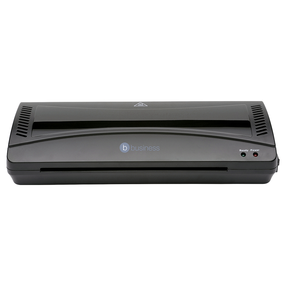 Business Hot and Cold A4 Laminator up to 2x100micron Pouches