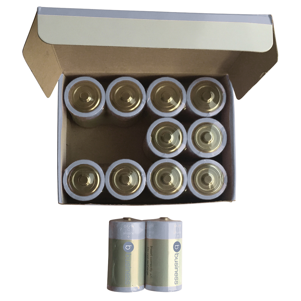 Image for Business Batteries C / LR14 [Pack 12]