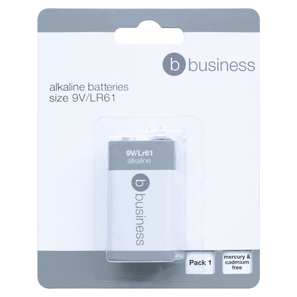 Image for Business Battery 9V
