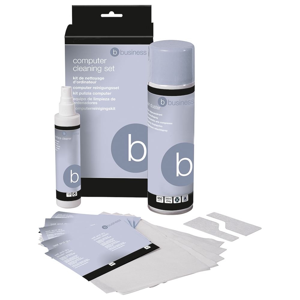 Business Home and Office Computer Cleaning Kit