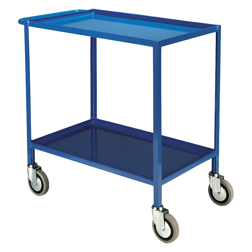 Image for Business Facilities 2 Tier Serving Trolley