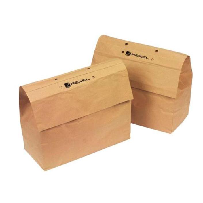 Rexel Shredder Waste Sack 32 Litre Ref 1765031EU Pack 20