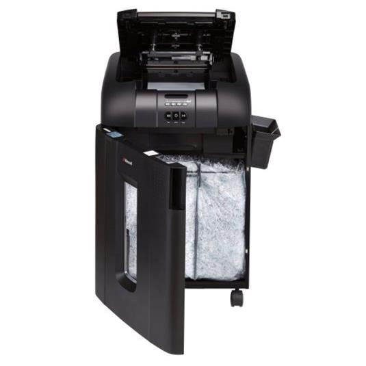 Rexel AutoPlus 600M Shredder Micro Cut P-5 Ref 2104500A