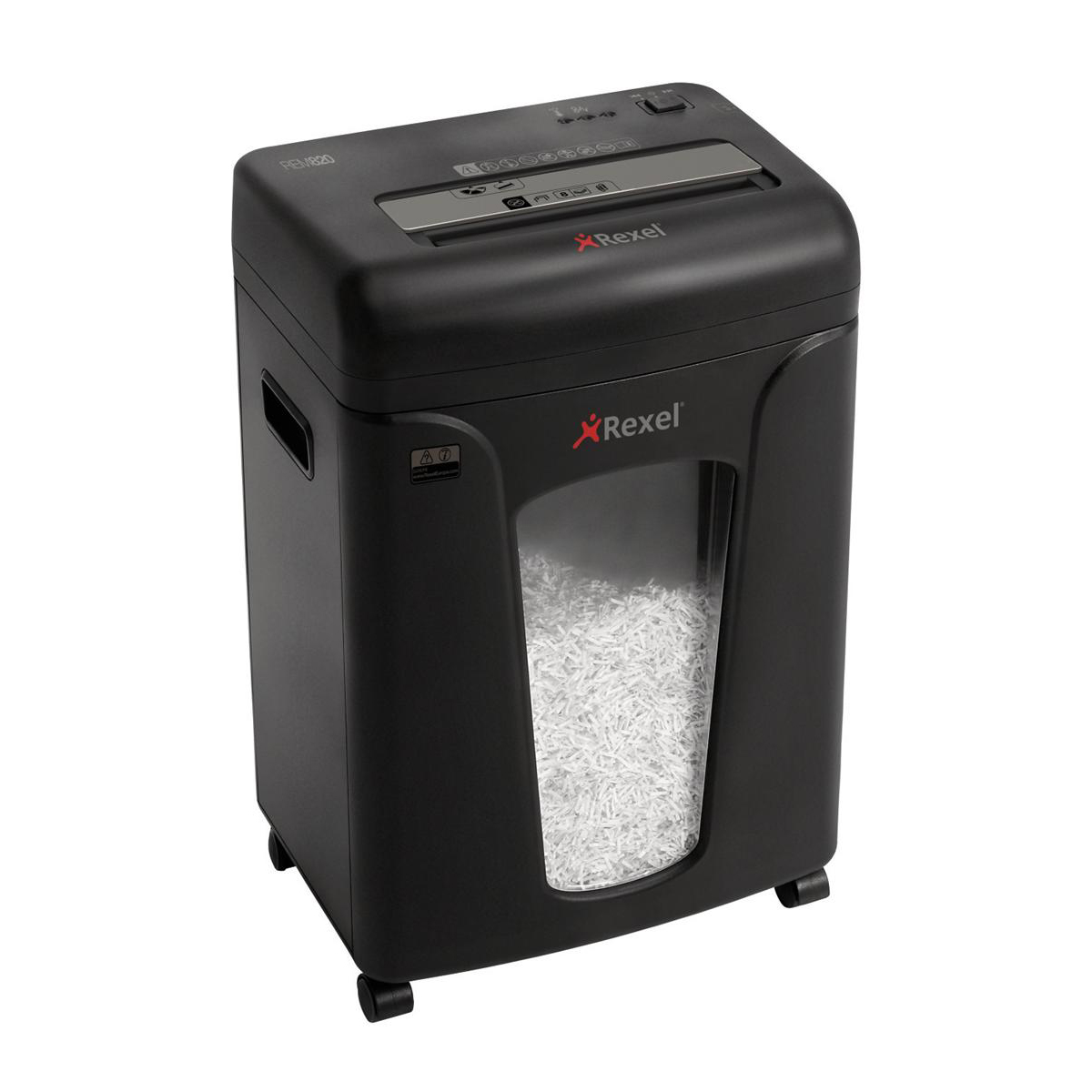 Rexel Mercury REM820 Shredder Micro Cut P-5 Ref 2104010