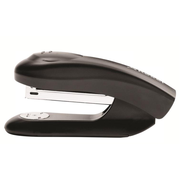 Rexel Gemini Half Strip Stapler Black Ref 2104107