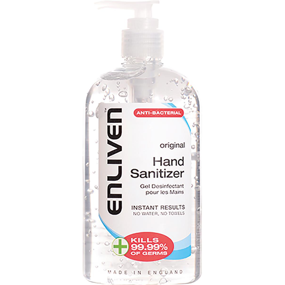 Enliven Hand Sanitizer Original 500ml Ref 502169  OUT OF STOCK