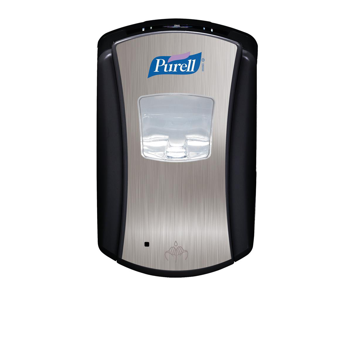 Purell Touch Free Hand Rub Dispenser LTX-7 700ml Chrome & Black Ref X01163