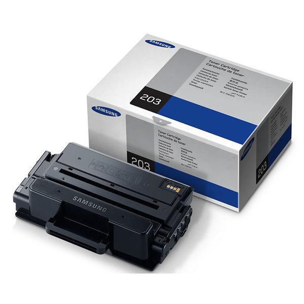 Samsung MLT-D203S/ELS Laser Toner Cartridge Page Life 3000pp Black Ref SU907A