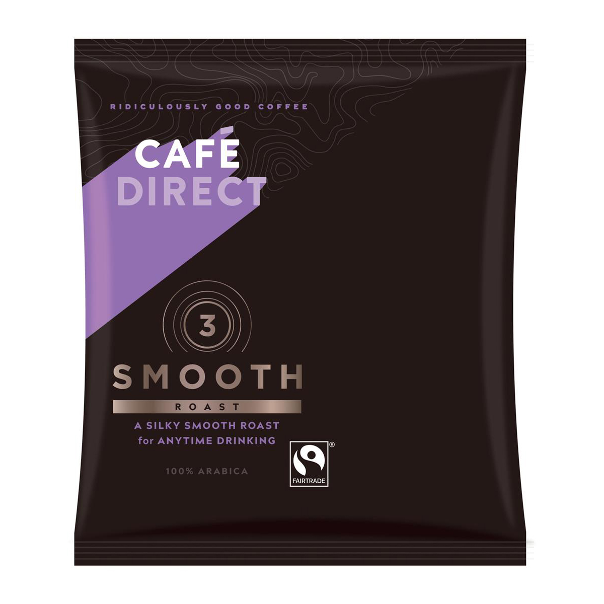 Cafe Direct Smooth Roast Filter Coffee 60g Sachet Ref FCR0008 Pack 45