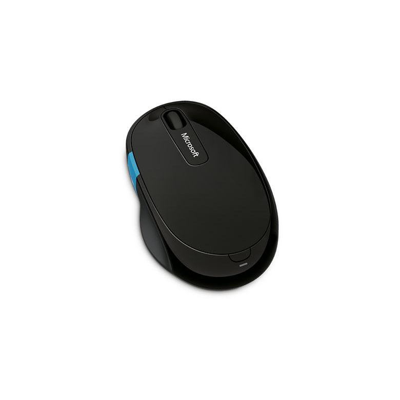 Microsoft Sculpt Mobile Mouse Optical Wireless Both Handed Black Ref 43U-00003