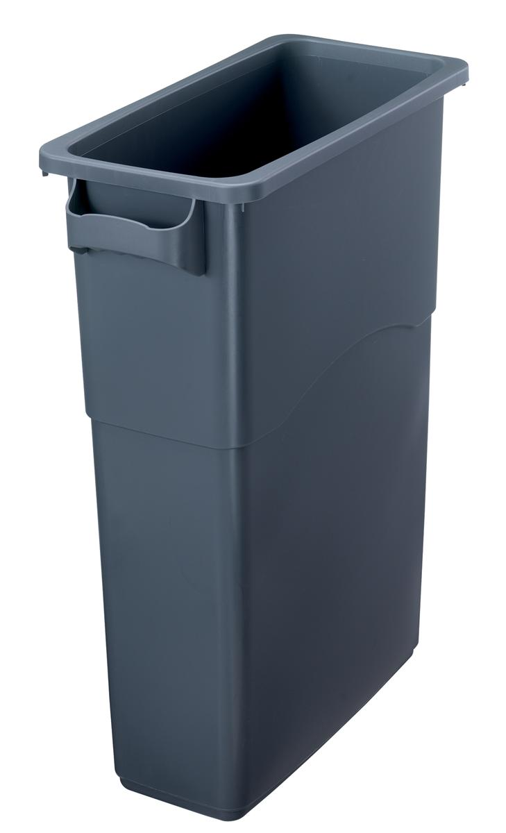 Image for EcoSort Recycling System Maxi Bin 70 Litre Capacity Anthracite Grey Ref SPICEMAXGREY1