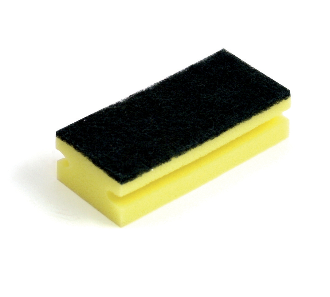 Bentley Sponge Scourer W65xD65xH40mm Ref SPCSC0310 [Pack 10]