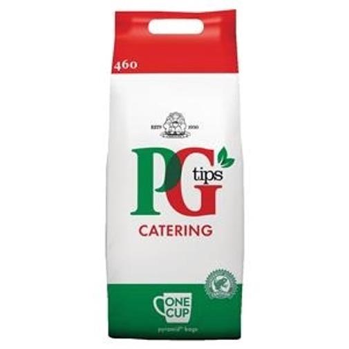 PG Tips Tea Bags Pyramid Ref 17949001 [Pack 460]