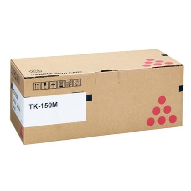 Kyocera TK-150M Laser Toner Cartridge Page Life 6000pp Magenta Ref 1T05JKBNL0