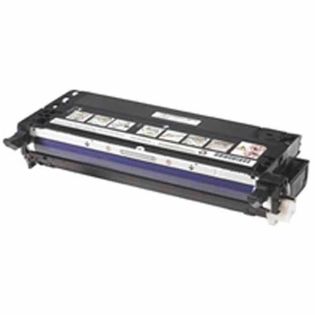 Dell XG721 Laser Toner Cartridge High Yield Page Life 8000pp Black Ref 593-10170