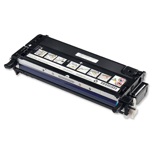Dell XG727 Laser Toner Cartridge Page Life 4000pp Magenta Ref 593-10167