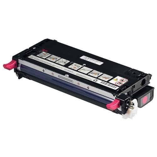 Dell XG723 Laser Toner Cartridge High Yield Page Life 8000pp Magenta Ref 593-10172