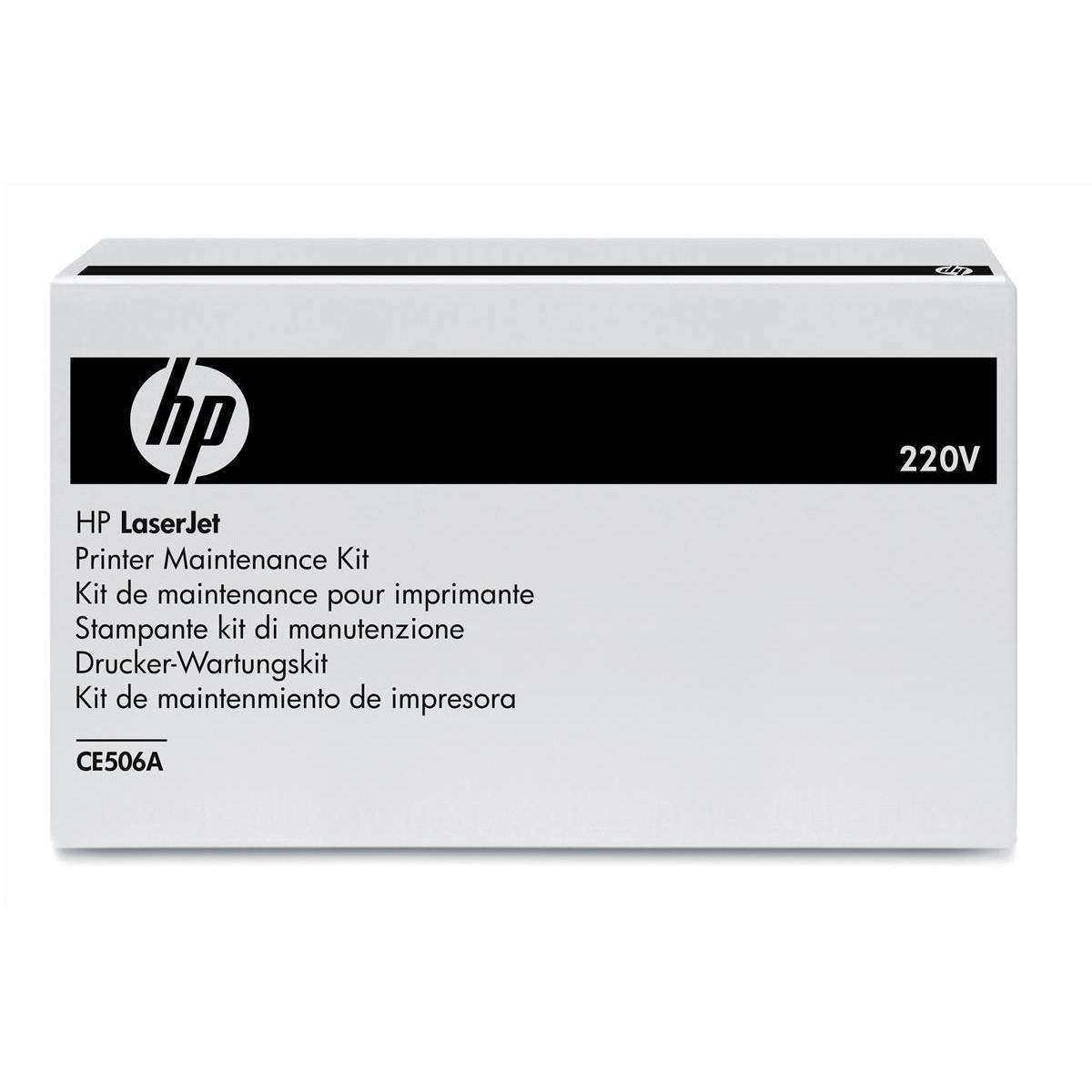 Image for Hewlett Packard [HP] 504A CLJ Colour Laser Fuser Unit Ref CE506A