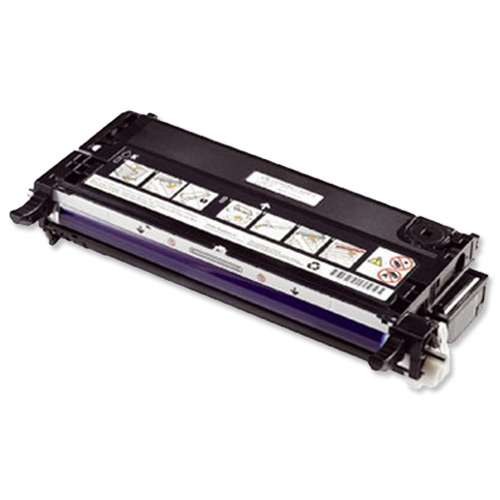 Dell No. H516C Laser Toner Cartridge High Capacity Page Life 9000pp Black Ref 593-10289