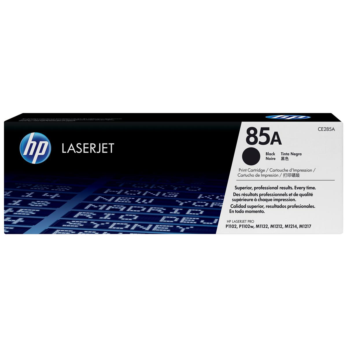 HP 85A Laser Toner Cartridge Page Life 1600pp Black Ref CE285A