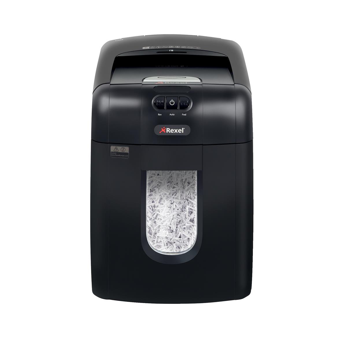 Rexel AutoPlus 130X Shredder Cross Cut P-3 Ref 2102559A
