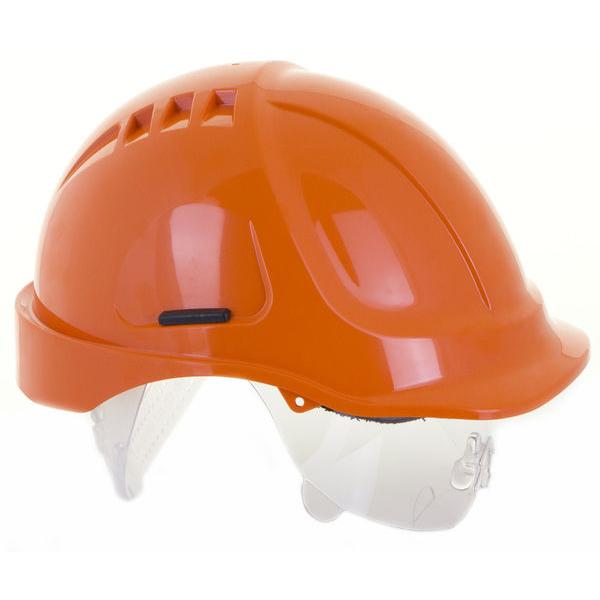 Scott Hc600 Helmet/Hxspec Orange*Up to 3 Day Leadtime*